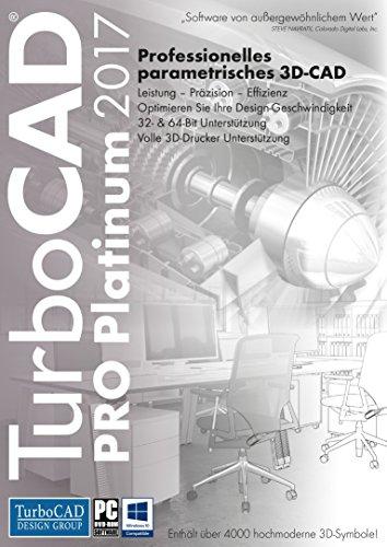 IMSI TurboCAD PRO Platinum 2017