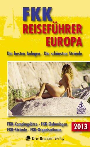 Brunner Campingartikel Fkk Reiseführer Europa 2013, 066/004