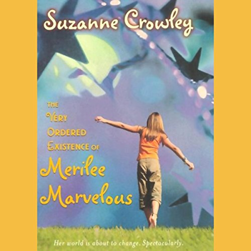 The Very Ordered Existence of Merilee Marvelous audiobook cover art