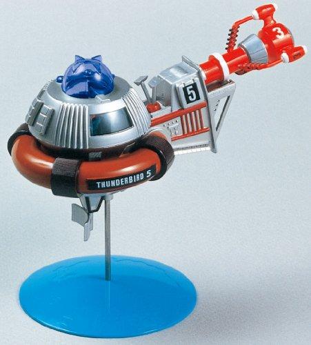Aoshima modèles Mini Thunderbirds kit de Construction de modèle 3 et 5