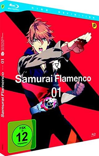Samurai Flamenco - Vol.1 [Blu-ray]