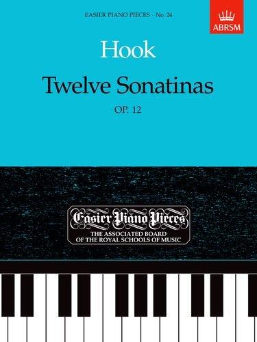 Twelve Sonatinas, Op.12: Easier Piano Pieces 24