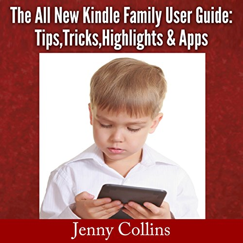 The All New Kindle Family User Guide cover art
