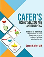 Cafer's Mood Stabilizers and Antiepileptics: Drug Interactions and Trade/generic Name Pairings of Medications for Bipolar and Seizure Disorders (Visualize to Memorize)