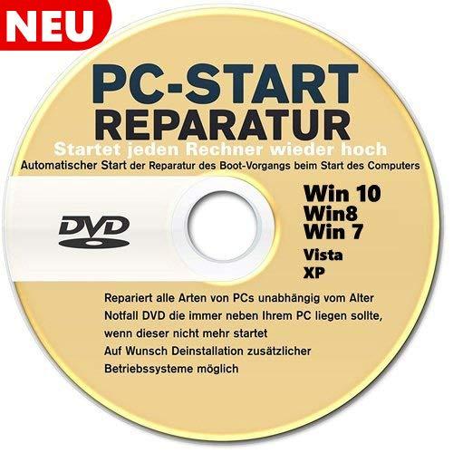 Computer START - BOOT - REPARATU...