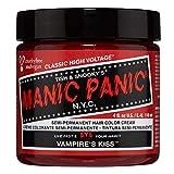 Manic Panic - Vampire'S Kiss Classic Creme Vegan Cruelty Free Semi-Permanent Hair Colour 118ml