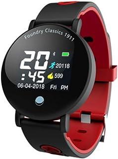 YZY Pulsera Actividad, IP67 Waterproof Activity Tracker Monitor de sueño y podómetro, Reloj Deportivo con Brazalete Health Smart for Mujeres y Hombres