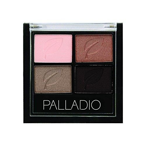 Palladio Palladio Herbal Quad Oogschaduw 5ml - Tantalizing Taupe