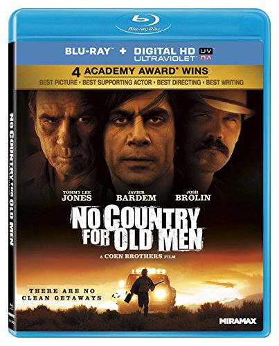 No Country For Old Men [Blu-ray + D…