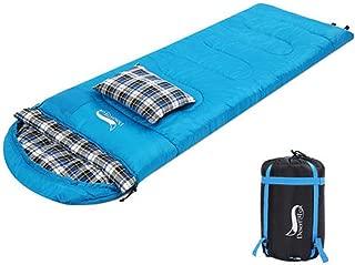 キャンプ寝袋防水シングルスーツケースキャンプハイキングアウトドアエンベロープお釣り バーベキュー 登山