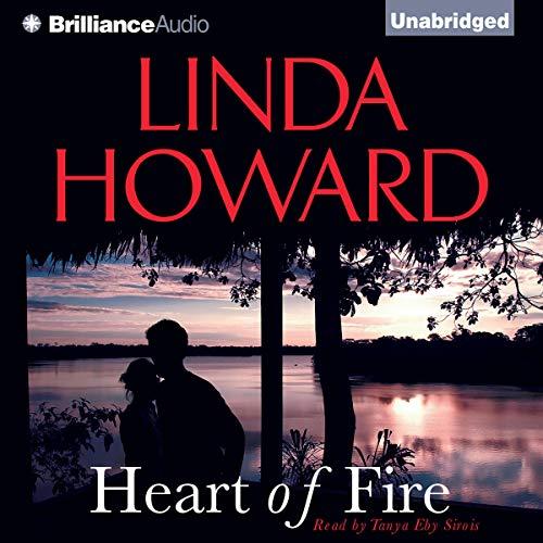 Heart of Fire audiobook cover art