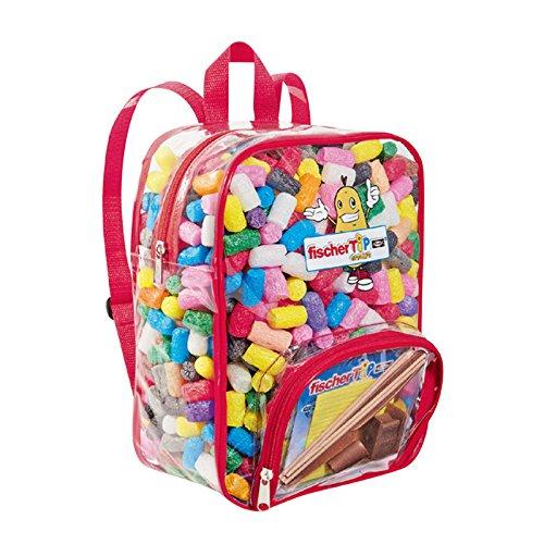 fischerTiP Tip Backpack, Multicolor (Fischertechnik 520393)