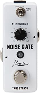 Rowin Guitar Noise Killer Noise Gate Suppressor Effect Pedal LEF-319