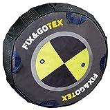 FIX & GO TEX FIXGOTEX-H Cadena de Nieve Textil (Juego de 2)