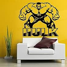 DecorVilla The Hulk Wall Wall Sticker and Decal (PVC Vinyl, 66 x 58 cm)