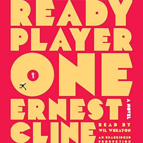 Page de couverture de Ready Player One