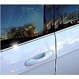 KS1242 - Embellecedor de molduras de acero inoxidable cromado para ventanas para Passat 3C B6 2005-2011