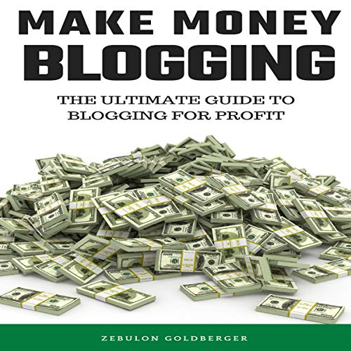 『Make Money Blogging』のカバーアート