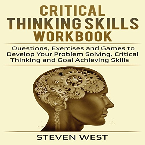 Critical Thinking Skills Workbook audiobook cover art
