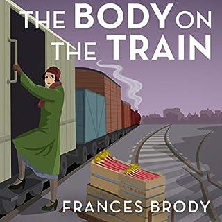 Couverture de The Body on the Train