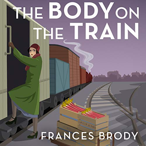 The Body on the Train cover art