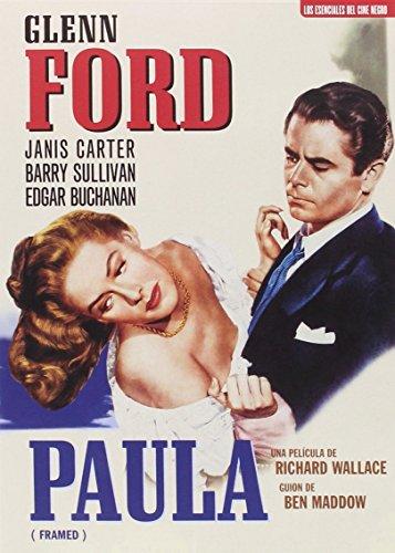 Paula (Framed) DVD