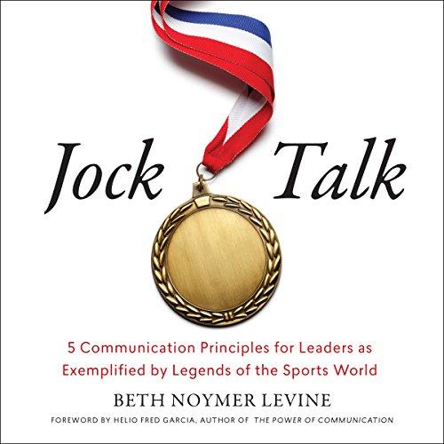 Jock Talk audiobook cover art