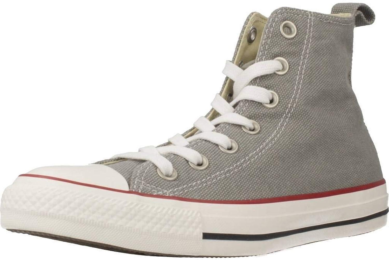 Converse All Star Hi Trainers Grey