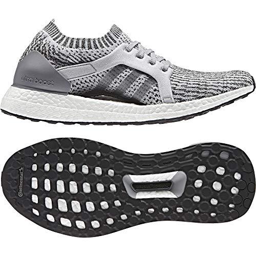 adidas Ultraboost X, Zapatos para Correr para Mujer, Gris (Grigio Gritra/grimed/Grpudg), 42 EU
