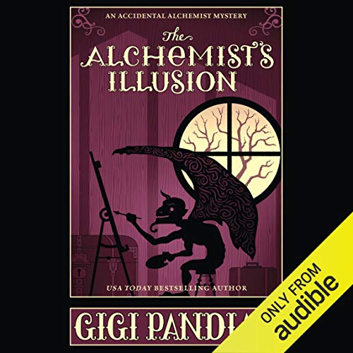 The Alchemist's Illusion audiobook cover art