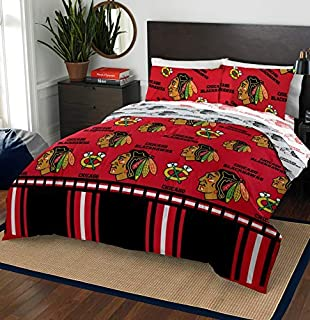 The Northwest Company NHL Not Applicable Rotary Full Bed in a Bag Set