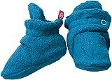 Zutano Unisex-Baby Newborn Cozie Fleece Bootie, Pagoda, 3 Months