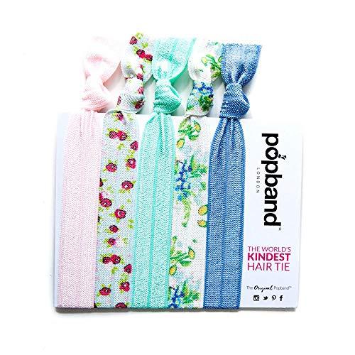 Popband Prairie - Paquet de 5 Élastiques à Cheveux Popbands