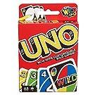 Mattel Games UNO: Classic Card Game, Multi, 8 x 3-3/4 x 81/100 in (42003)