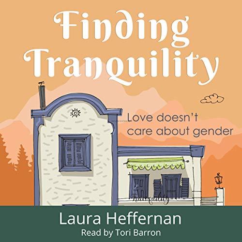Page de couverture de Finding Tranquility