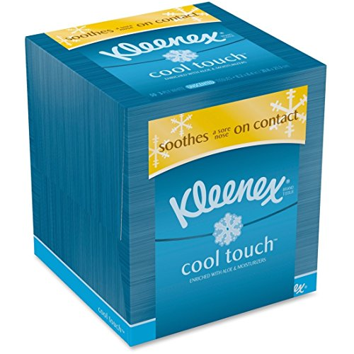 Kimberly-Clark Cool Touch Facial Tissue 29388BX