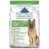 Blue Buffalo Natural Veterinary Diet GI Gastrointestinal Support Dry Dog Food, Chicken 22-lb bag