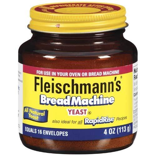 Fleischmann's, Bread Machine Yeast (Pack of 2)