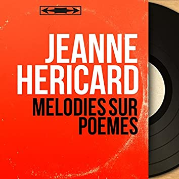 Mélodies sur poèmes (feat. André Collard) [Mono Version]