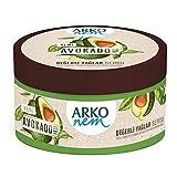 Arko Nem Creme, aguacate – Crema de aceite para cuerpo, cara y manos, bote de 150 ml, crema...