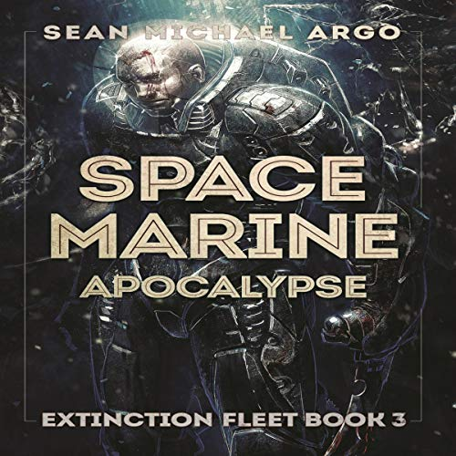 Space Marine Apocalypse audiobook cover art