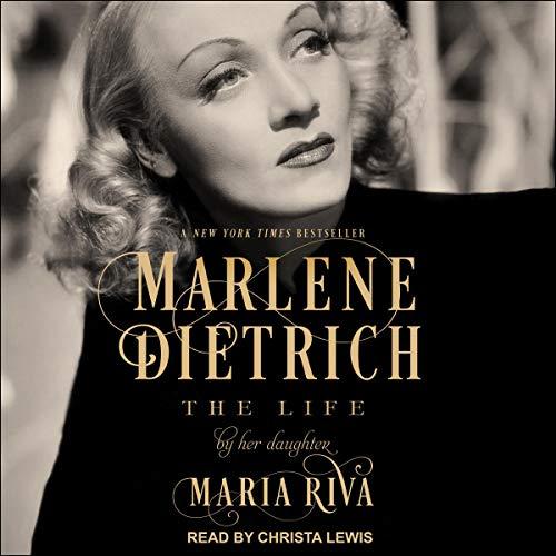 Marlene Dietrich cover art