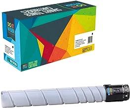 Do it Wiser Compatible Toner Cartridge Replacement for TN324K Konica Bizhub C258 C308 C368 - Black