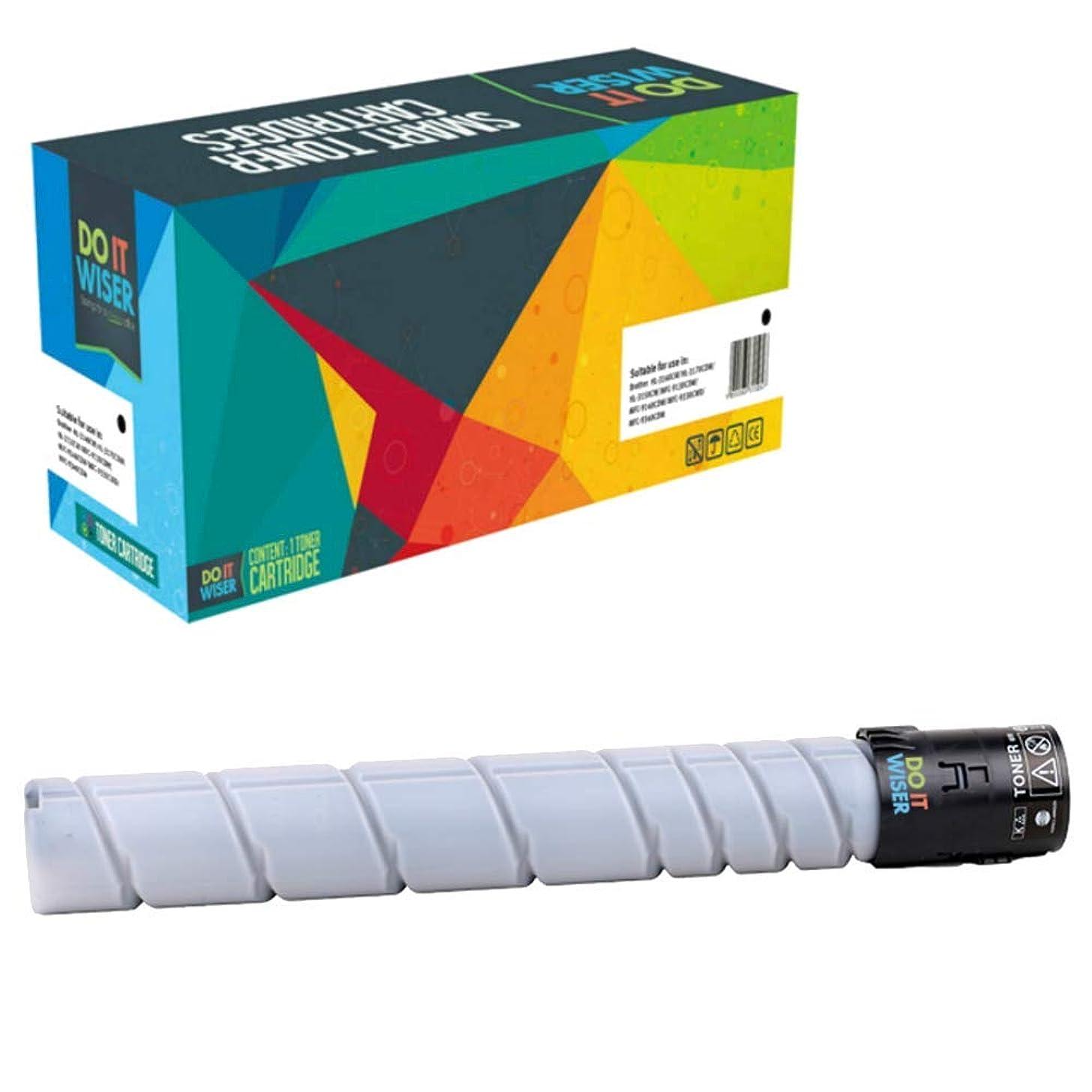 Do it Wiser Compatible TN324K Konica Bizhub C258 C308 C368 Toner - Black