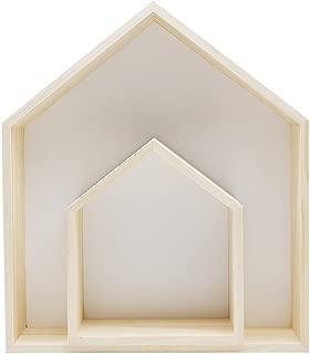 Best wood house shelf Reviews