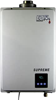 EZ Tankless Supreme on Demand 8.2 GPM 165,000 BTU Natural Gas Tankless Water Heater