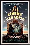 CINEMA PARADISO PHILIPPE NOIRET 1990 VINTAGE 27X41 ONE...