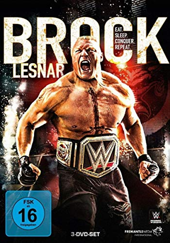 WWE - Brock Lesnar [3 DVDs]