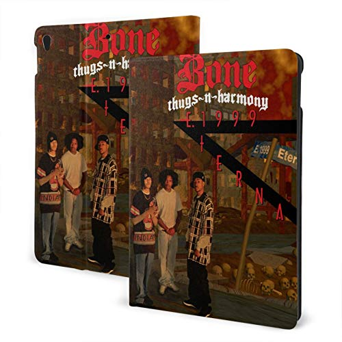 Bone Thugs-N-Harmony Ultra-Thin Shell Leather Protective Cover,Suitable For Ipad 7th 10.2 Inches/Ipad Air 3 And Pro10.5 Inches Multi-Angle Split Vertical Protective Cover Auto Sleep/Wake Up Tpu