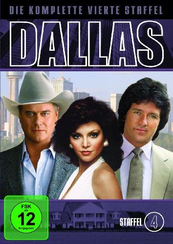 Dallas - Staffel 4 (7 DVDs)